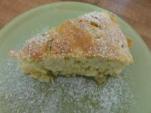 Apfel-Mandel-Kuchen - Rezept