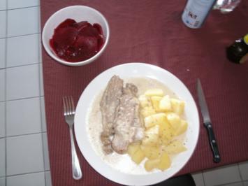 Siedfleisch mit Meerettichsauce - Rezept