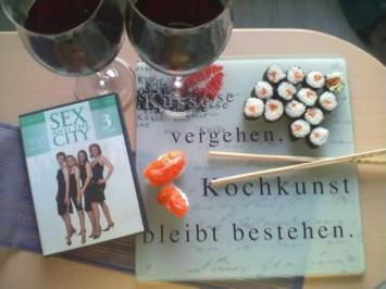 sushi mit frischk se und thunfisch rezepte. Black Bedroom Furniture Sets. Home Design Ideas