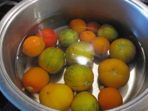 Bunte Tomaten-Chili-Suppe - Rezept - Bild Nr. 2