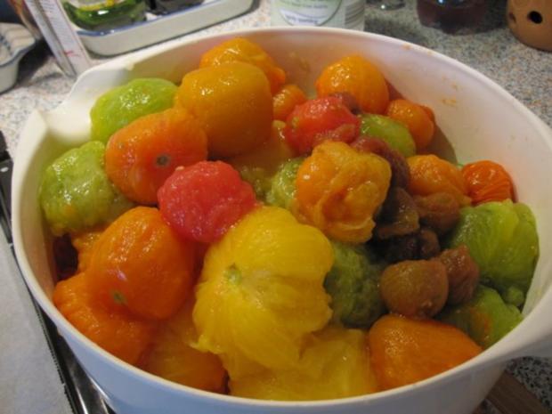 Bunte Tomaten-Chili-Suppe - Rezept - Bild Nr. 3