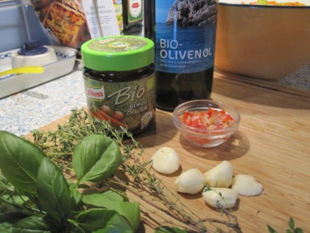 Bunte Tomaten-Chili-Suppe - Rezept - Bild Nr. 6