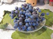 Uhudler (Rote-Weintrauben) - Marmelade - Rezept