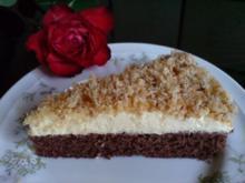 Kuchen - Hobelspänetorte - Rezept