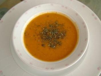 Rote Linsensuppe - Mercimek corbasi - Rezept