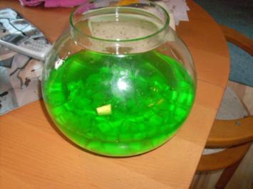 Halloween: Hexenbowle - Rezept