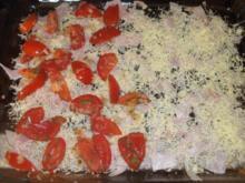 Beilage / mit Fleisch: spanische Tomaten - Rezept