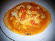 Kochen: Paprika-Hähnchen aus der Pfanne - Rezept