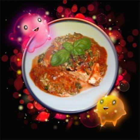 Feta überbacken - Rezept