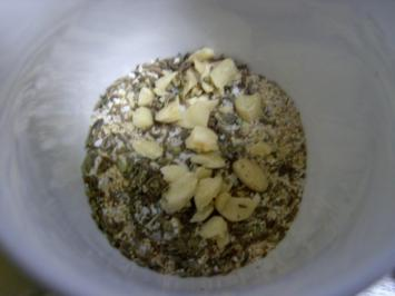 Gewürzmischung für Kraut, Rüben und Kohl Beilagen und Gerichte - Rezept