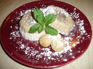 Vanille-Sahne-Bailey´s-Eis - Rezept