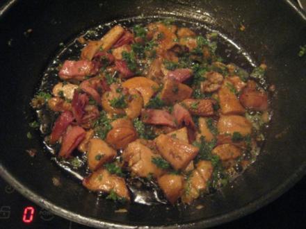 Steinpilze, gebraten *schnelle, schmackhafte Vorspeise* - Rezept