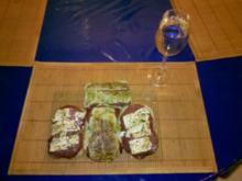 Abendbrot: Überbackene Steinofenbrötchen - Rezept