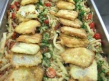 Kohlrabi à la Mario (vegetarisches Hauptgericht) - Rezept