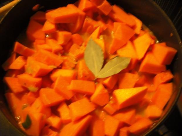 Kürbissuppe mal anders - Rezept - Bild Nr. 9