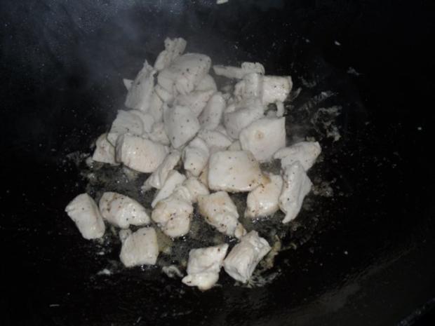 Fernöstliches Wok-Gericht - Rezept - Bild Nr. 7