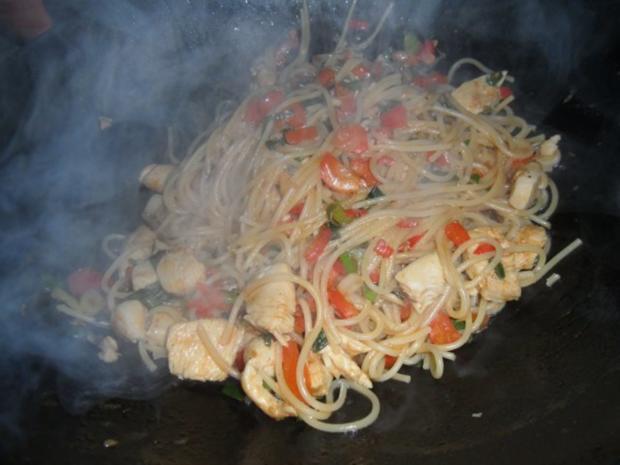Fernöstliches Wok-Gericht - Rezept - Bild Nr. 9