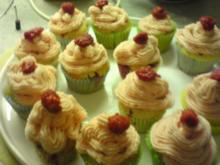 Himbeer-Cupcakes - Rezept