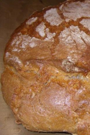 Roggenmischbrot mit Buttermilch und Sauerteig - Rezept - Bild Nr. 3