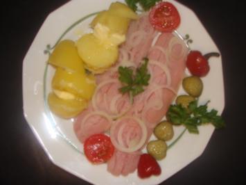 Fisch : Geräucherte Matjesfilets OHNE Sauce - Rezept
