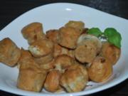 Pikante Gorgonzola-Birnen-Muffins - Rezept