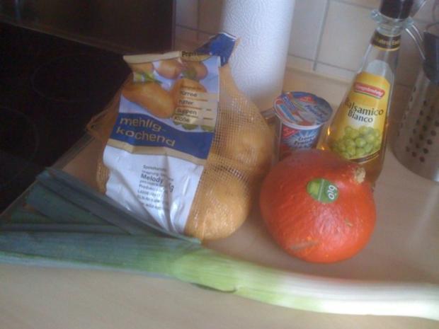 Leo´s Kürbis-Creme-Suppe - Rezept - Bild Nr. 2