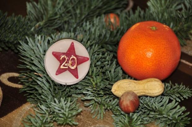 Adventskalender 20. Tag: Bratapfelparfait - Rezept - Bild Nr. 2
