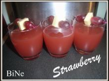 BiNe` S STRAWBERRY - Rezept