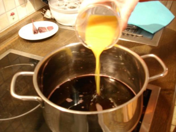 Glühwein Gelee - Rezept - Bild Nr. 8