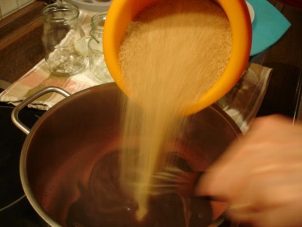 Glühwein Gelee - Rezept - Bild Nr. 9