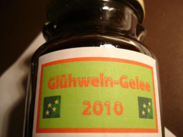 Glühwein Gelee - Rezept - Bild Nr. 2