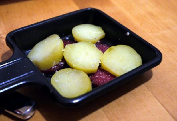 Raclette-Variationen - Rezept - Bild Nr. 5