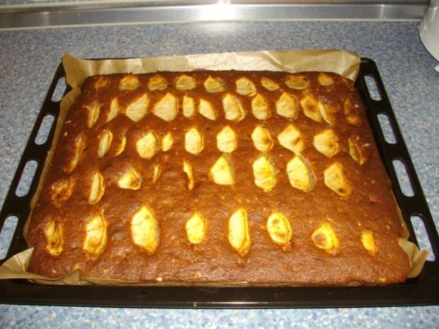 Fränkischer Bananenkuchen - Rezept