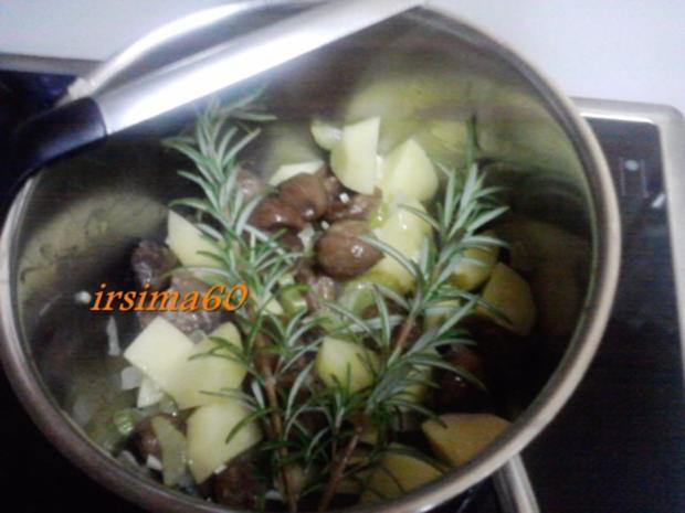 Maronen - Creme - Suppe - Rezept - Bild Nr. 4