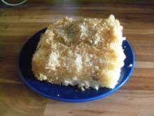 Kuchen - Schneller Kokoskuchen - Rezept