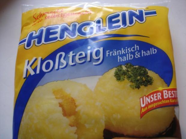 Schäufele mit Sauerkraut und Knödel - Rezept - Bild Nr. 19