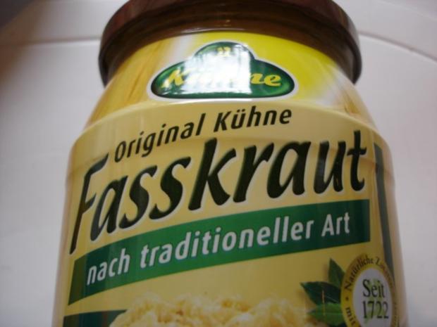 Schäufele mit Sauerkraut und Knödel - Rezept - Bild Nr. 15