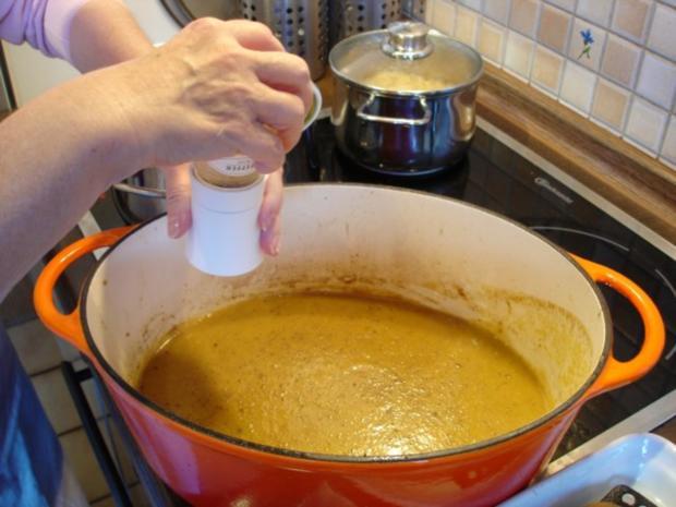 Schäufele mit Sauerkraut und Knödel - Rezept - Bild Nr. 16