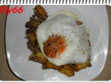 Pfannengerichte:Tiroler Gröstl - Rezept