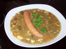 Linsen-Eintopf mit Teller-Linsen - Rezept