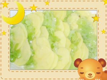 Kartoffel-Lauch-Gratin - Rezept