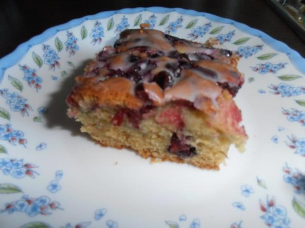 Beeren Joghurt Kuchen