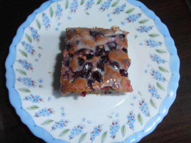 Beeren Joghurt Kuchen Rezept Mit Bild Kochbar De