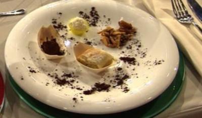 Dreierlei Naschereien (Katja Burghardt, Heinz Horrmann, Reiner Calmund) - Rezept