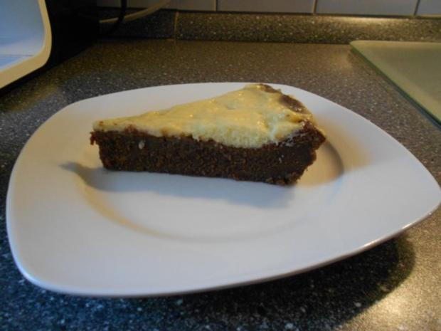Schokotraum Kuchen Mit Puddingschaumhaube Gut Als Nachtisch