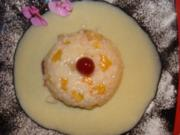 Saucen : Vanille-Eierlikörsauce - Rezept
