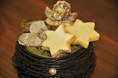Adventskalender 22. Tag: Anis-Sternle - Rezept