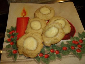 Weihnachtsplätzchen: Honigkrater - Rezept