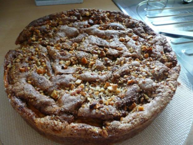 Apfel-Walnuss-Kuchen - Rezept - Bild Nr. 2