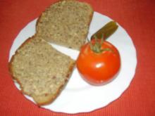 Leberwurst - ohne Fleisch - Rezept